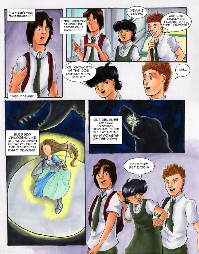 1st Reading Page 9